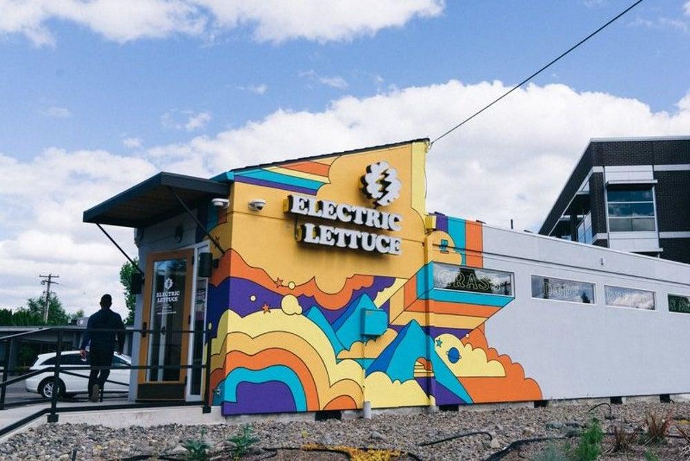 Electric Lettuce — Portland, OR