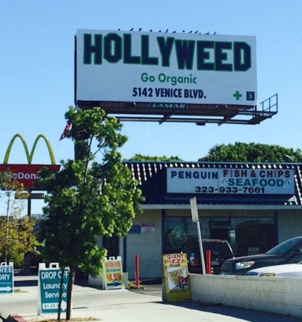 Hollyweed Dispensary--Hollywood, CA