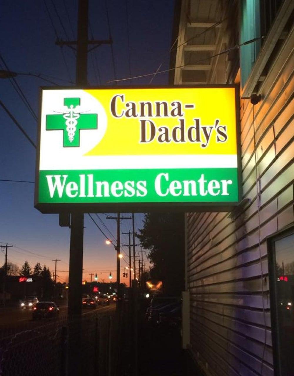Canna Daddy's -- Portland, OR
