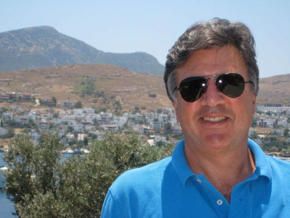 Paul Metselaar, chairman and CEO of Ovation Travel Group