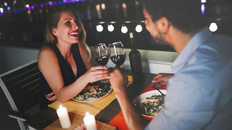 Make date night a priority