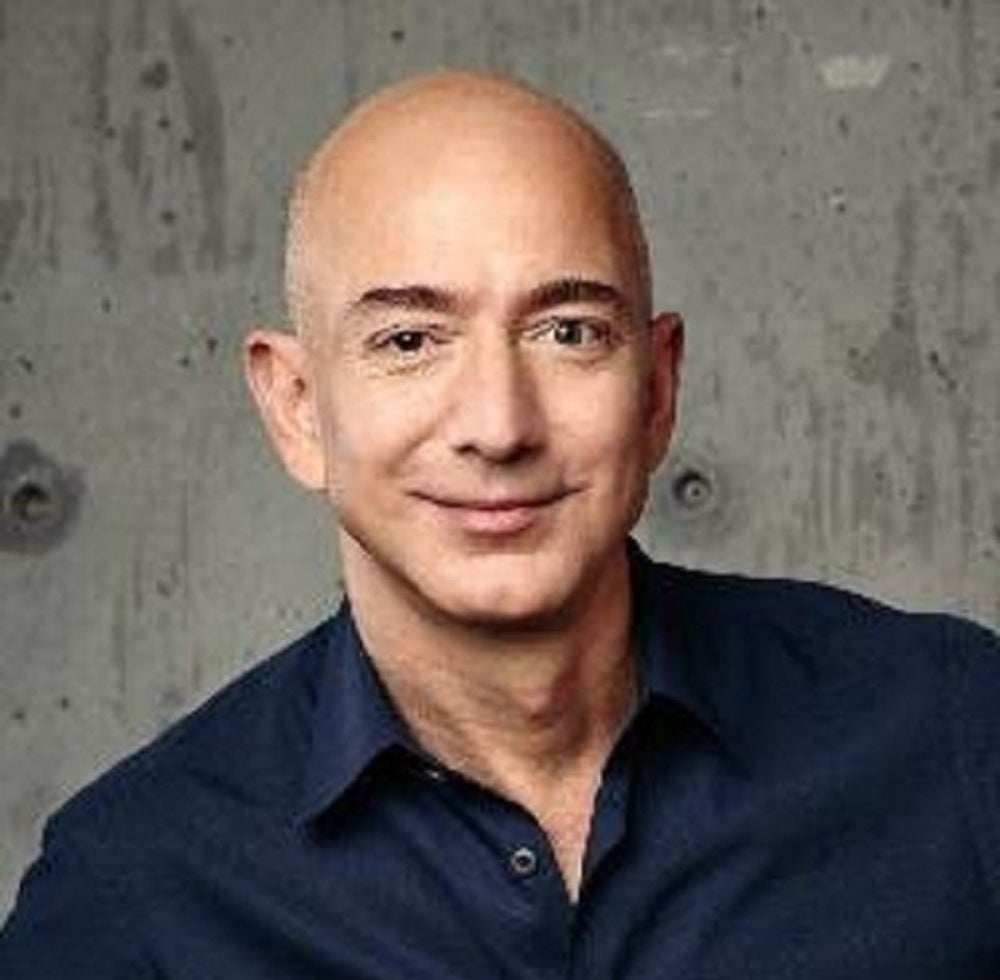 Jeff Bezos, CEO, Amazon