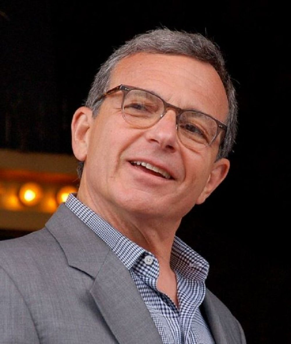 Bob Iger, CEO of Walt Disney
