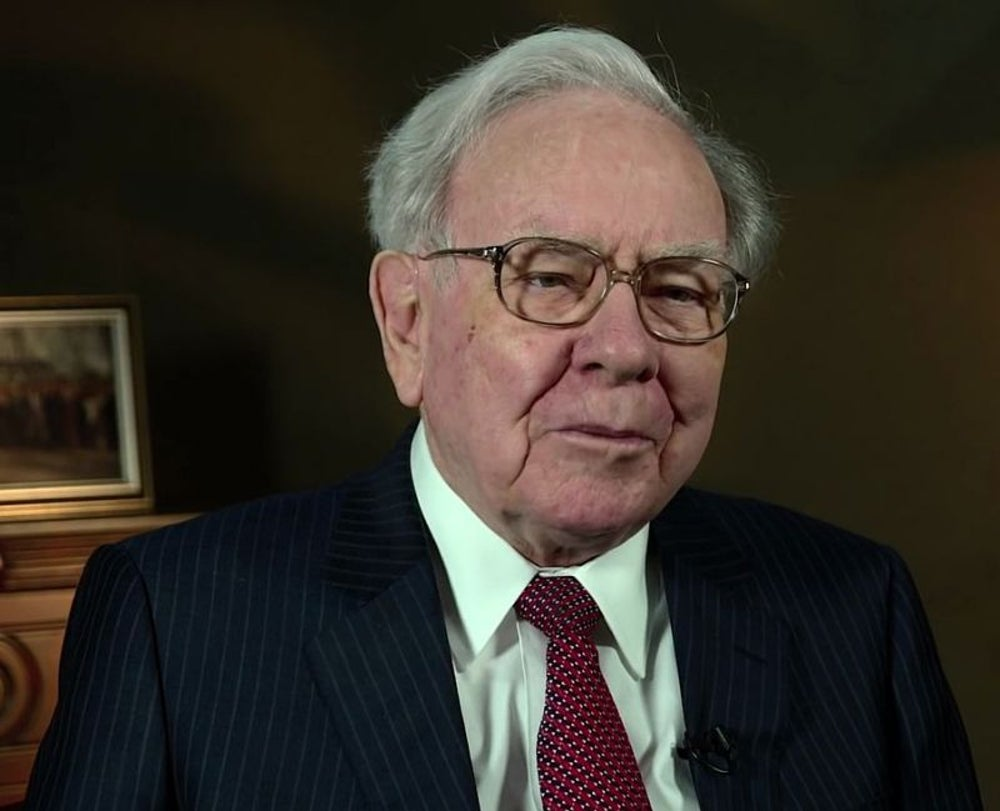 Warren Buffet, CEO, Berkshire Hathaway