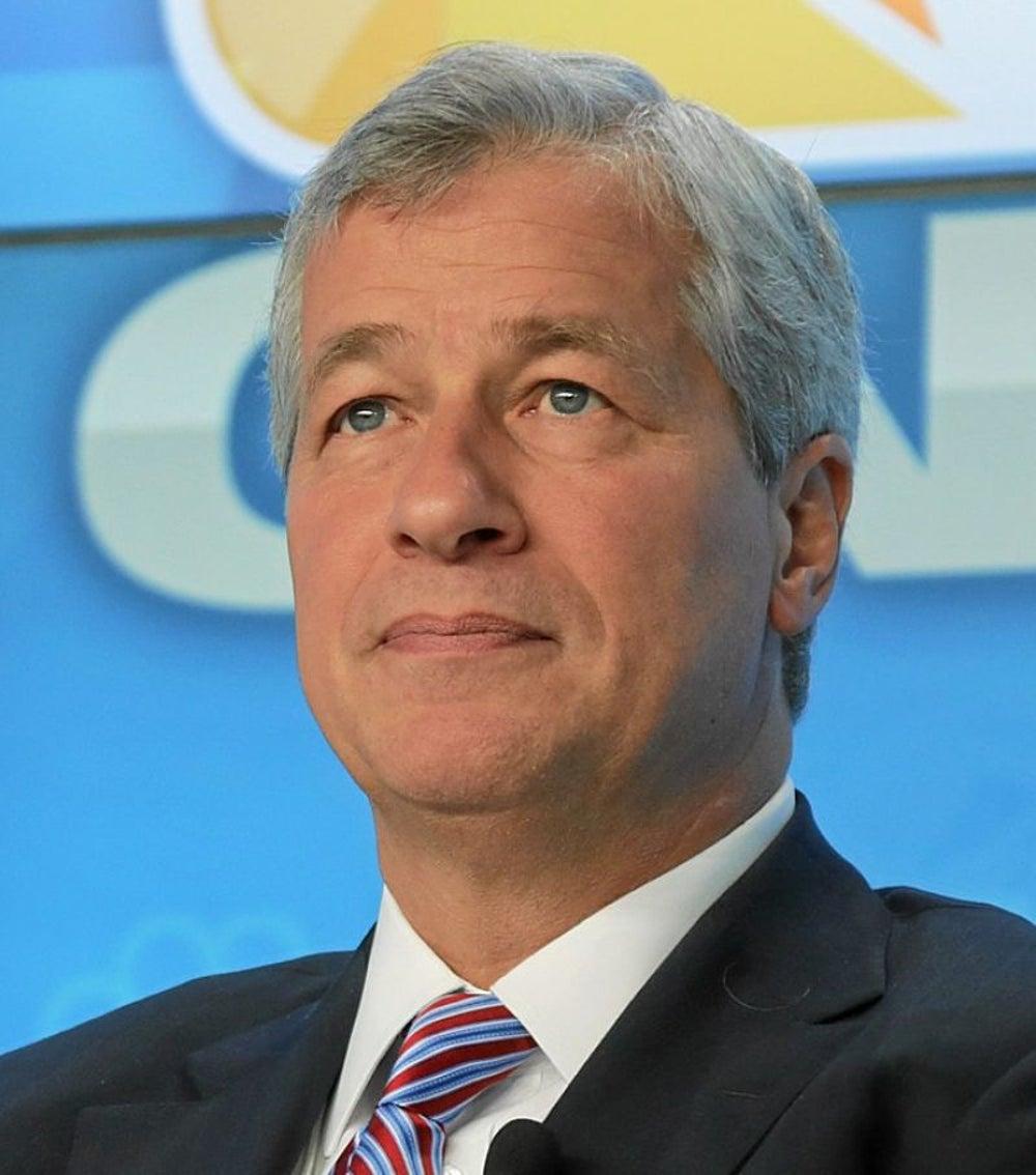 Jamie Dimon, CEO, JPMorgan Chase