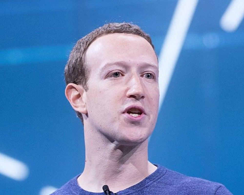 Mark Zuckerberg, CEO, Facebook