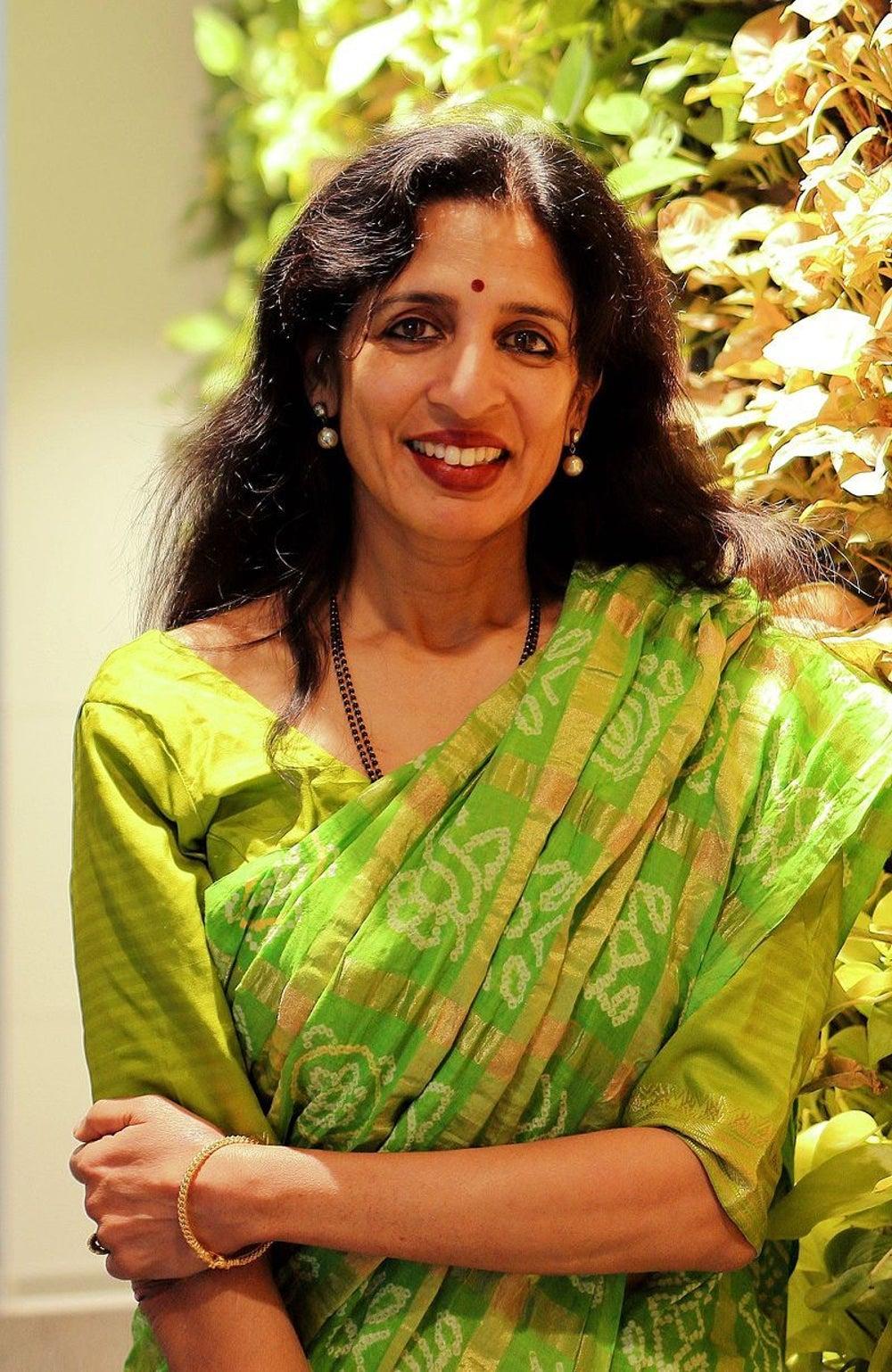 #8 - Jayshree Ullal