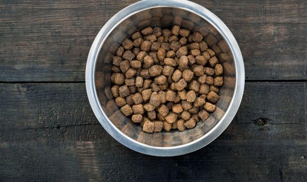 Pet food taster