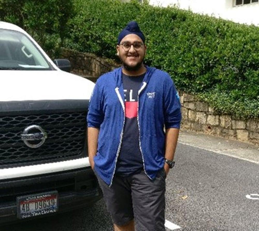 #Gursimran Singh