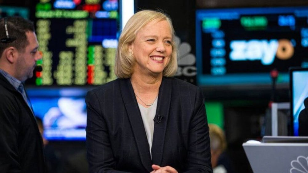 Meg Whitman Net Worth: $2.8 Billion