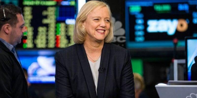 Meg Whitman Net Worth: $2.8 Billion