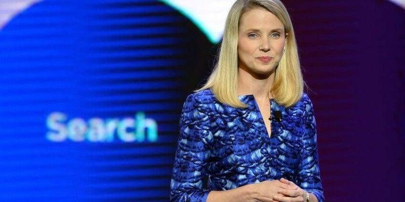 Marissa Mayer Net Worth: $540 Million