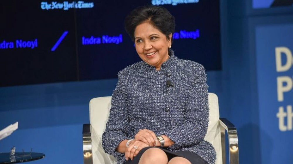 Indra Nooyi Net Worth: $80 Million