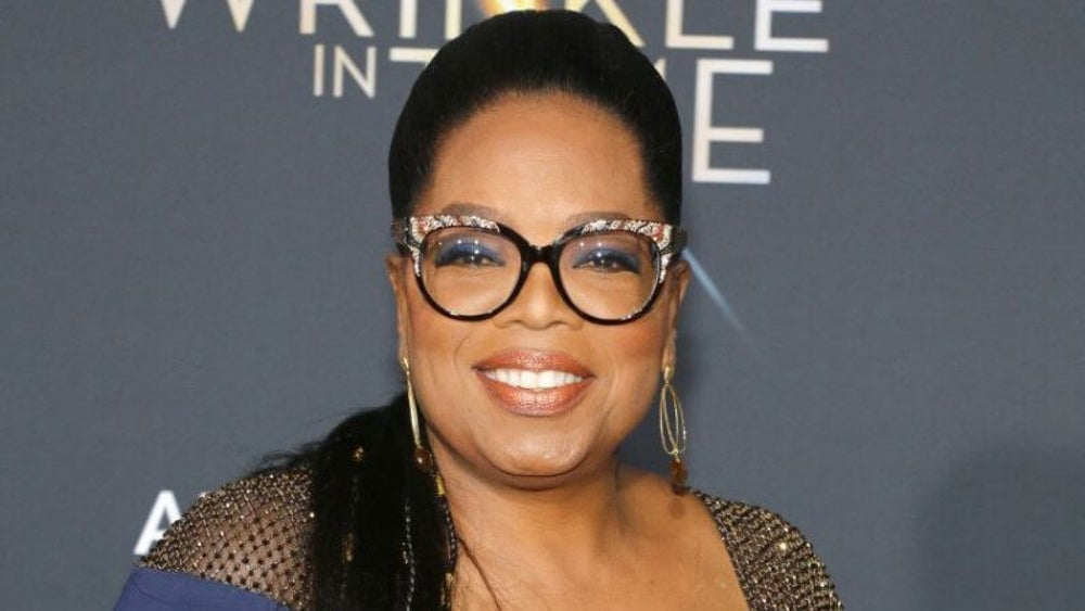 Oprah Winfrey Net Worth: $2.8 Billion