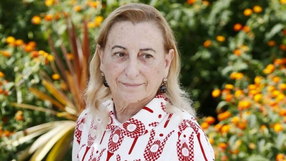 Miuccia Prada Net Worth: $3.2 Billion