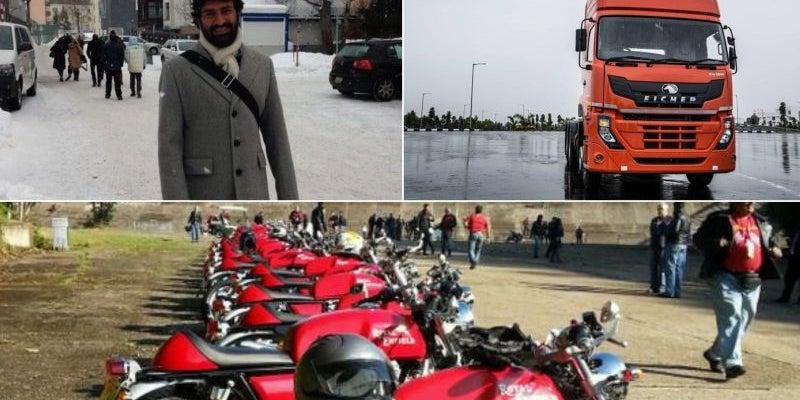 Eicher Motors-Lal Family