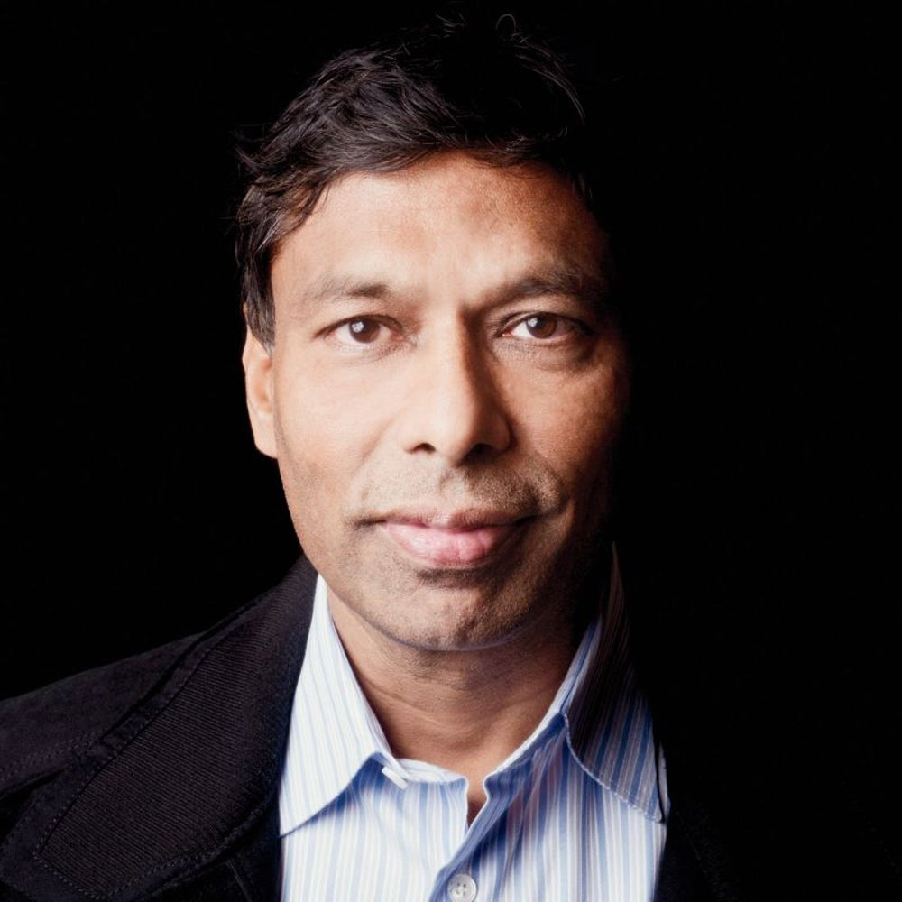 Naveen Jain: founder and CEO, Viome; co-founder and executive chairman, Moon Express