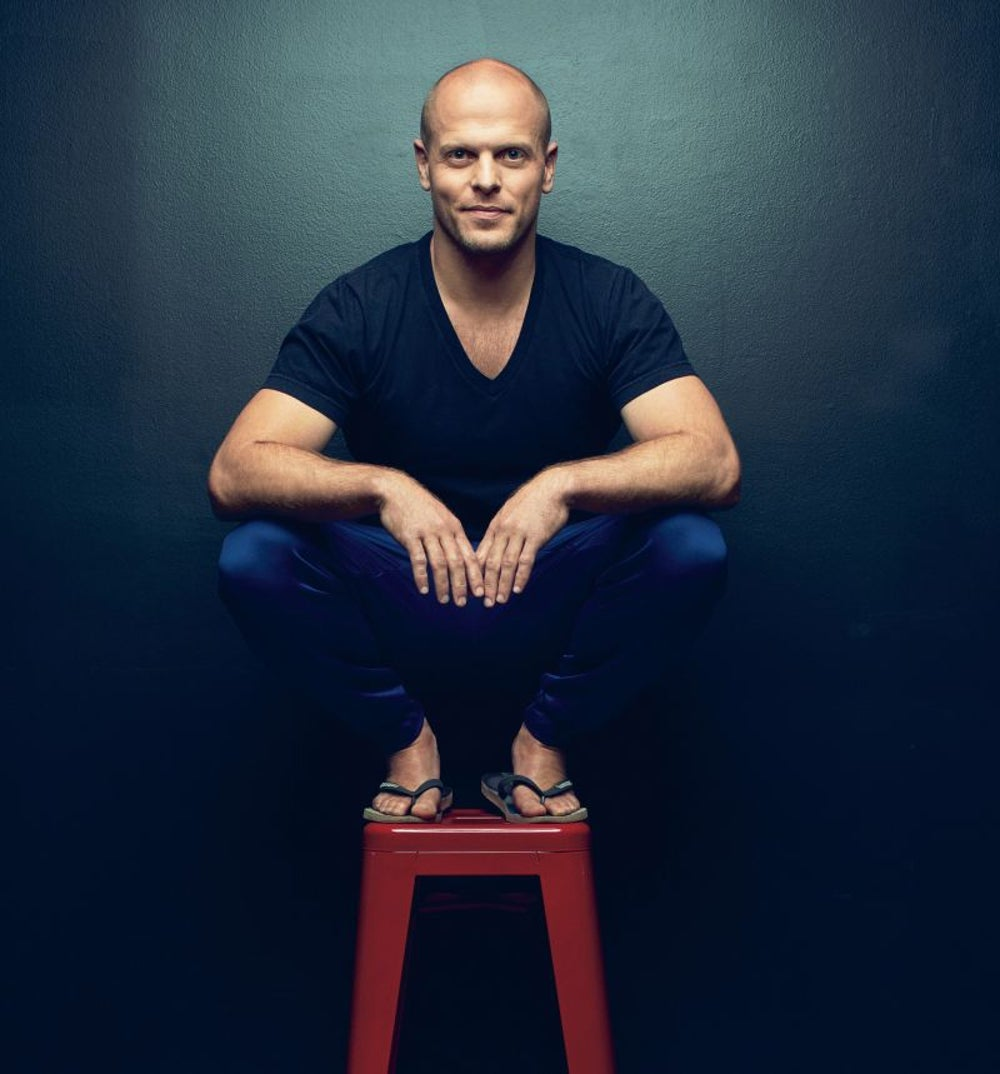 Tim Ferriss: Author, investor, podcaster