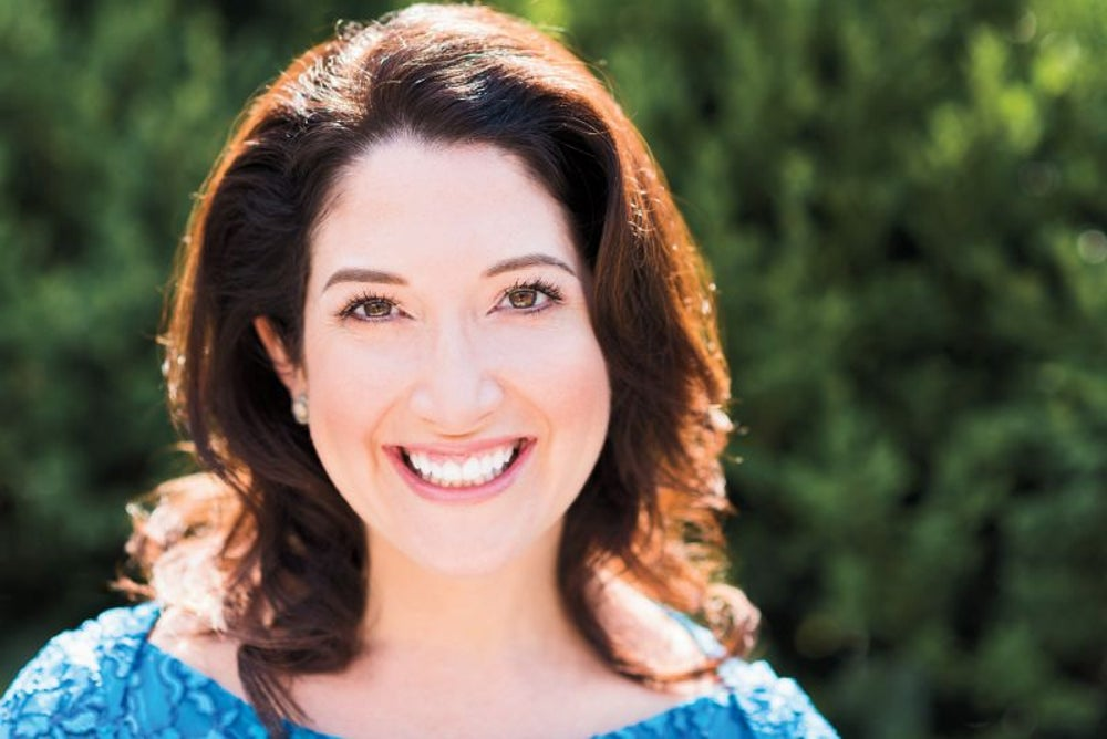 Randi Zuckerberg: Author, investor, CEO of Zuckerberg Media