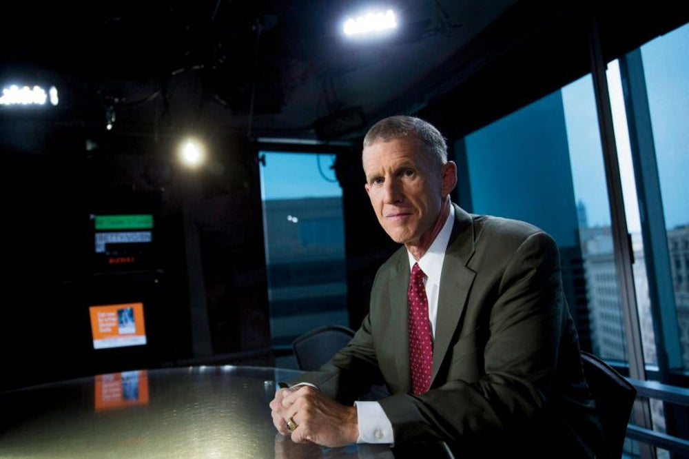 Stanley McChrystal: U.S. General (Ret.); founder, McChrystal Group