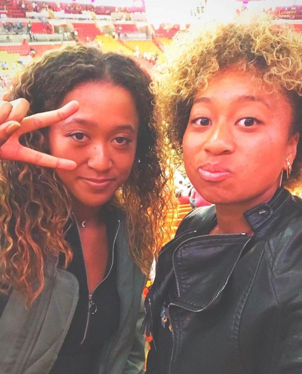 Osaka Sisters- The Tennis Sensations