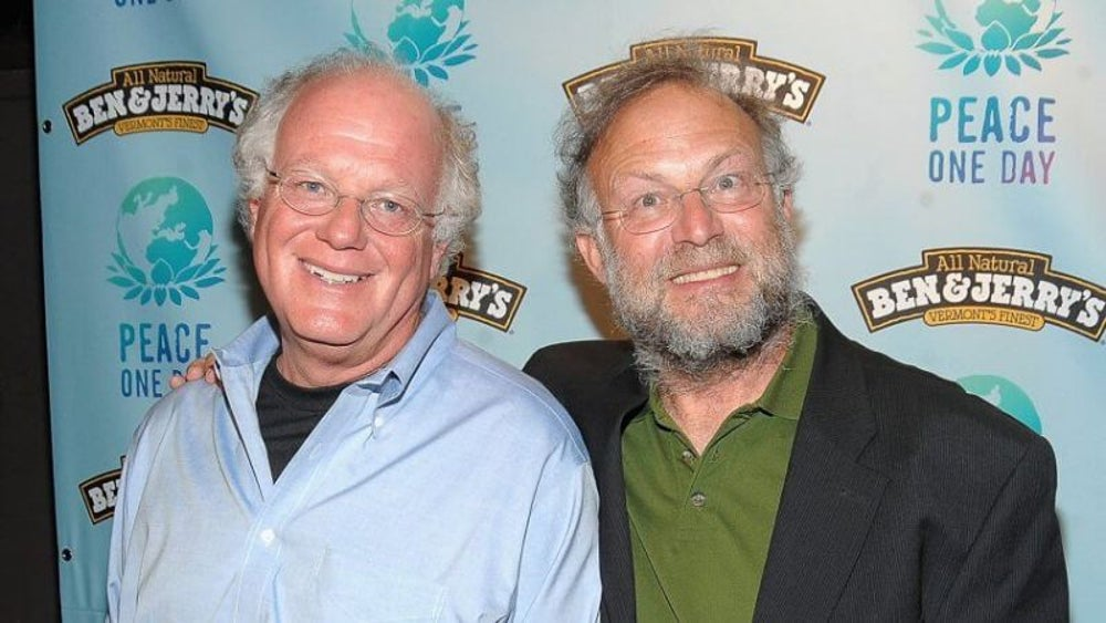 Ben Cohen and Jerry Greenfield: Ben & Jerry's