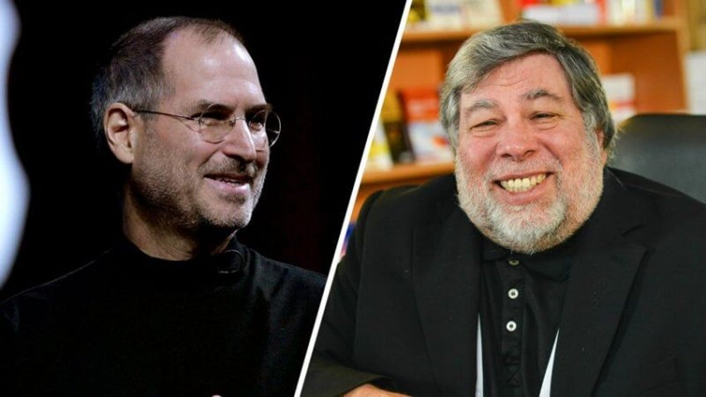 Steve Jobs and Steve Wozniak: Apple Inc.