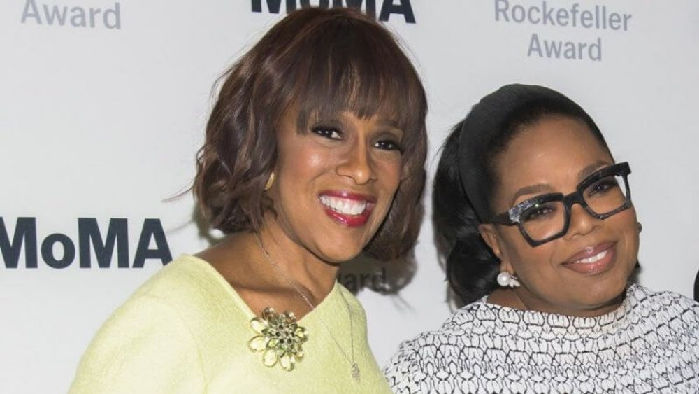 Oprah Winfrey and Gayle King: OWN Network