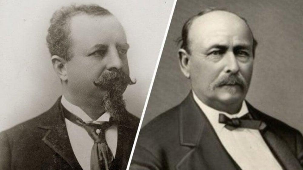 Adolphus Busch and Eberhard Anheuser: Anheuser-Busch