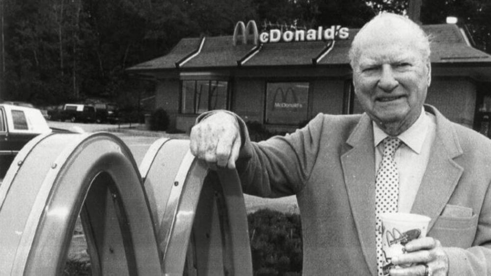 Richard and Maurice McDonald: McDonald's