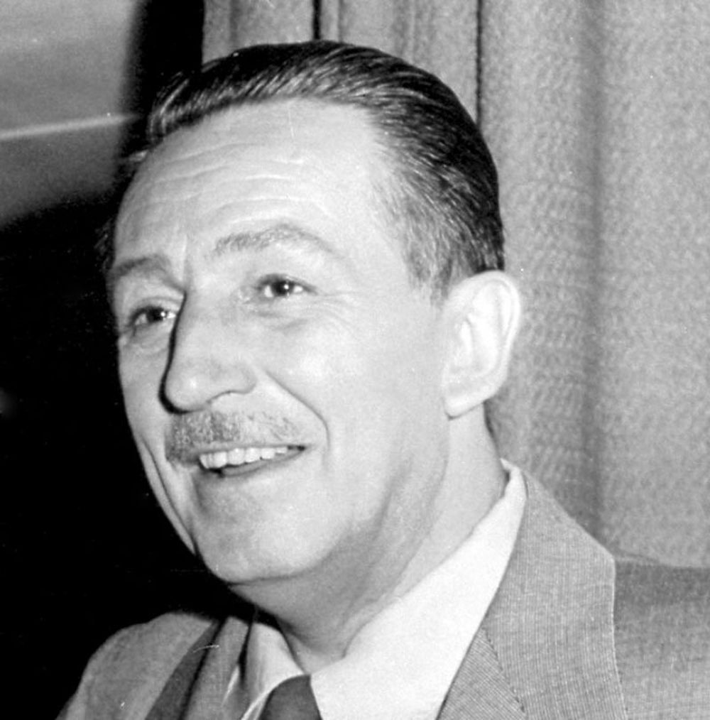 Walt Disney, Founder of The Walt Disney Company