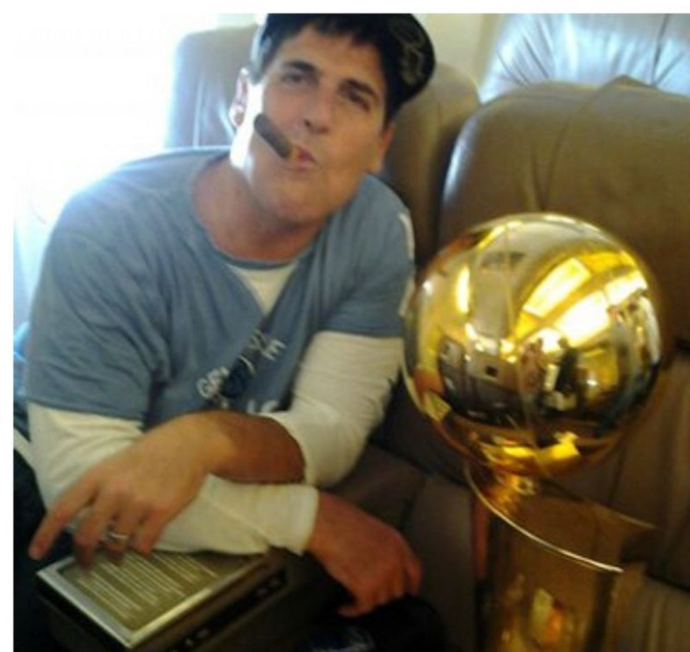Mark Cuban, AXS TV Chairman and Entrepreneur