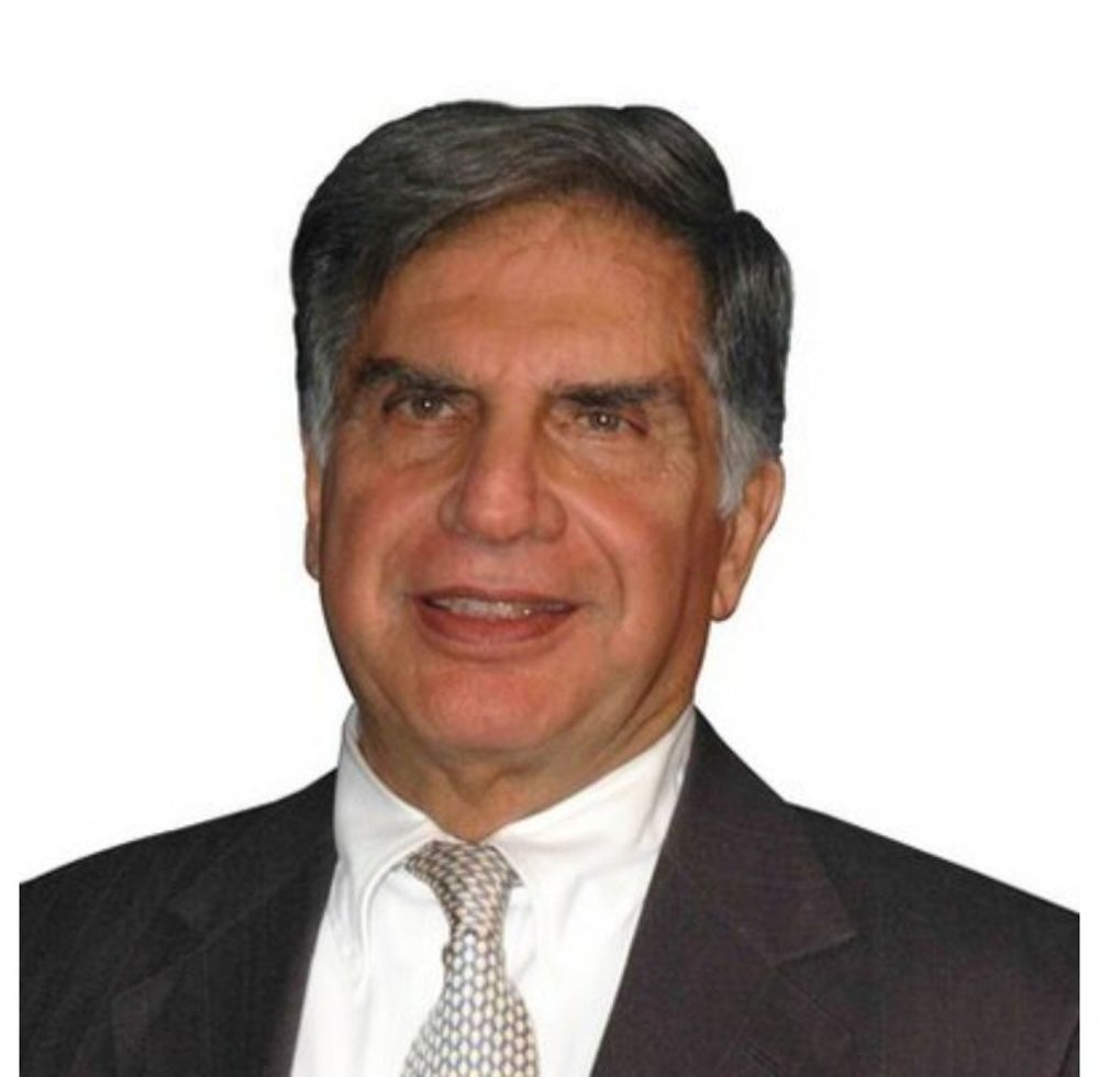 Ratan Tata, Chairman of Tata Sons.