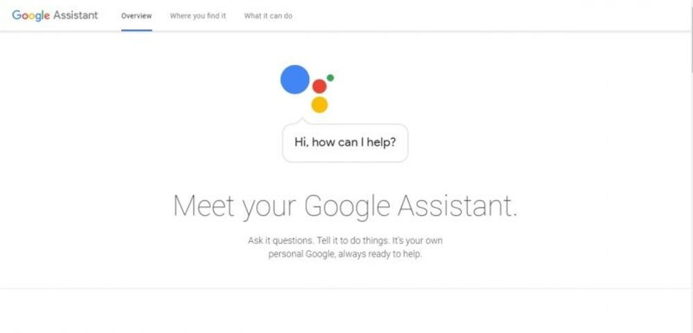 Google-Google Assistant