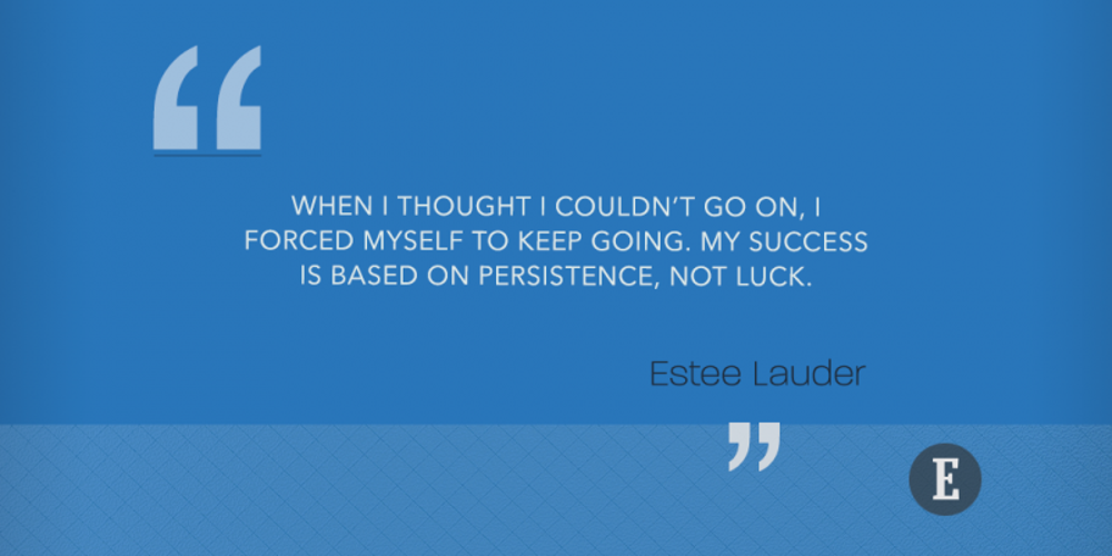 On persistence