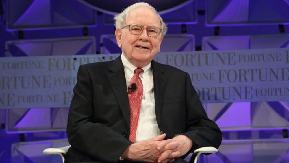 Warren Buffett: CEO, Berkshire Hathaway