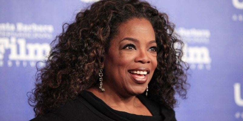 Oprah Winfrey: Founder, Harpo Productions and Talk Show Host