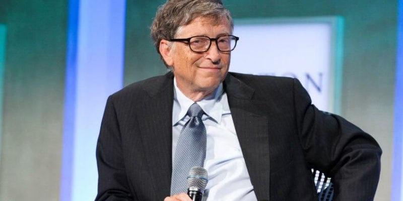 Bill Gates: Founder, Microsoft