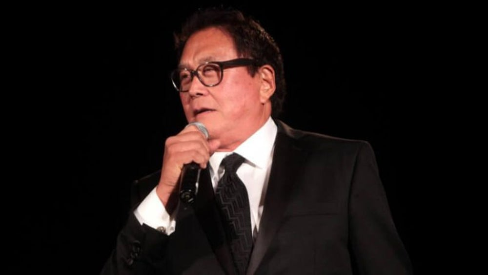 Robert Kiyosaki: Author, 'Rich Dad, Poor Dad' Series