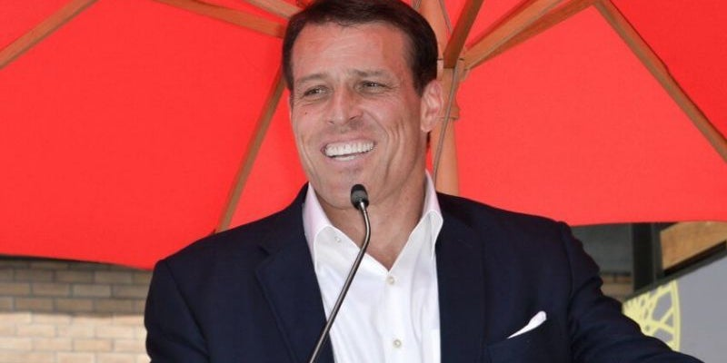 Tony Robbins: New York Times No. 1 Best-Selling Author
