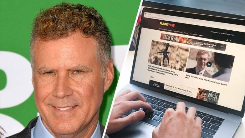 Funny or Die, Will Ferrell