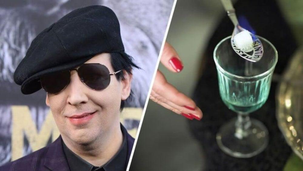 Mansinthe, Marilyn Manson