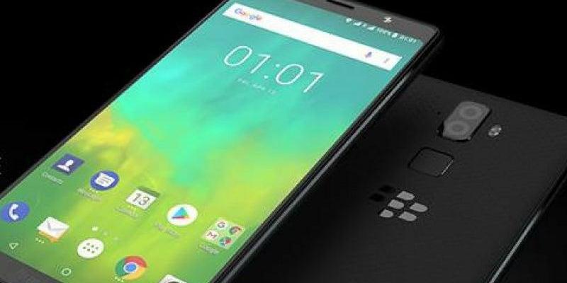 3. Blackberry Evolve