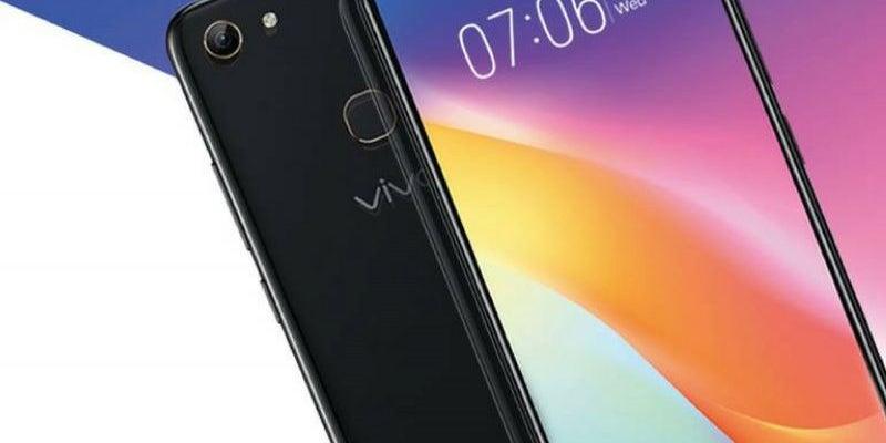 4. Vivo Y81 (4GB)