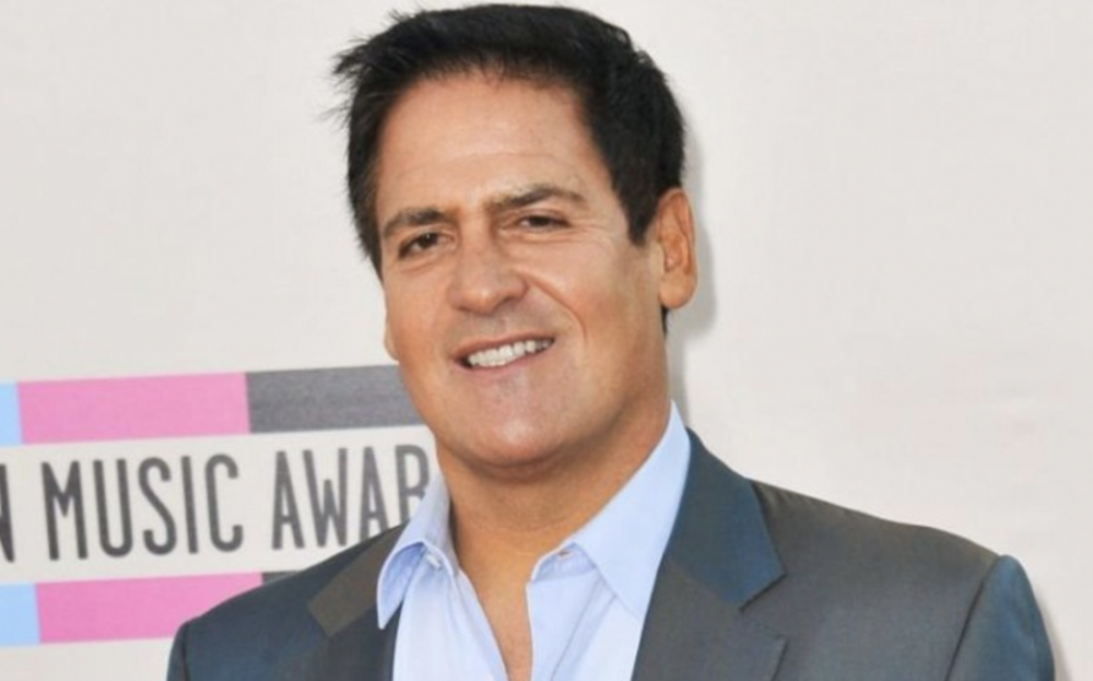 2. Mark Cuban: Dueño de los Mavericks de Dallas e inversionista en Shark Tank