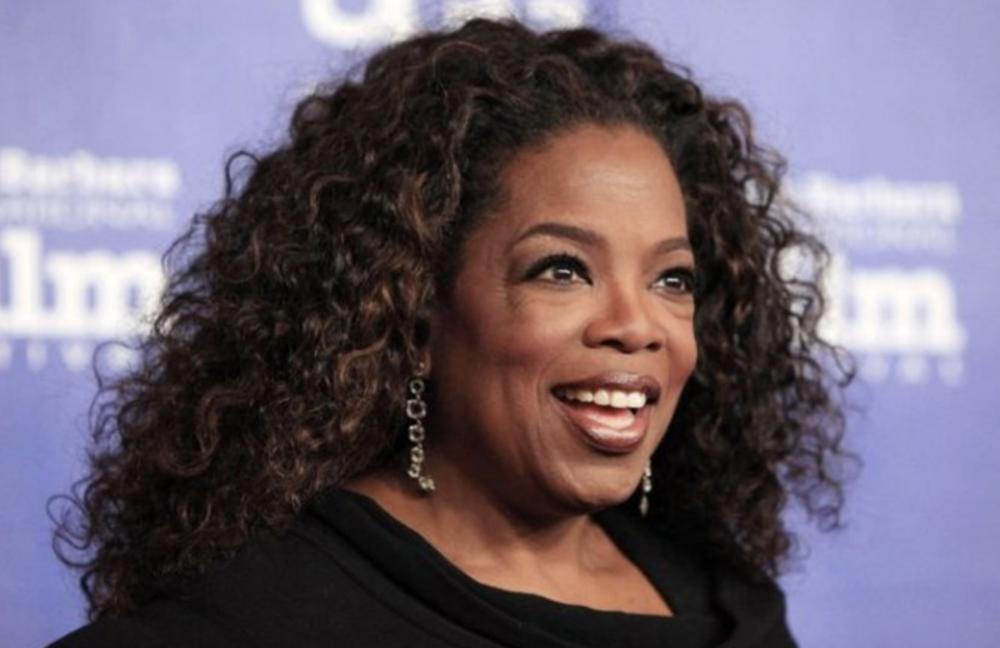 3. Oprah Winfrey: Funfadora, Producciones Harpo y conductora de programas