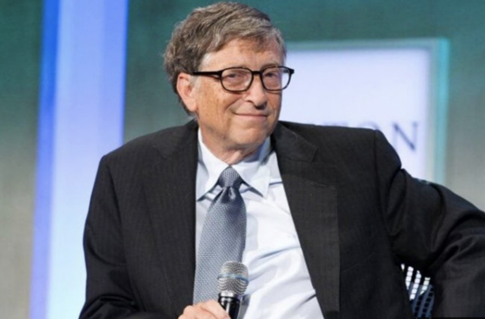 4. Bill Gates: Fundador, Microsoft