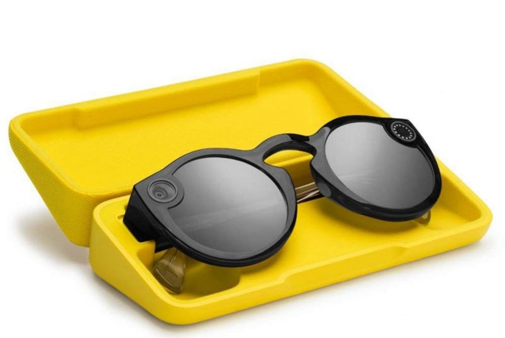 4. Snapchat Spectacles