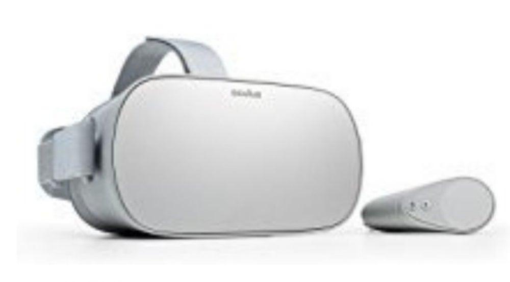 7. Oculus Go