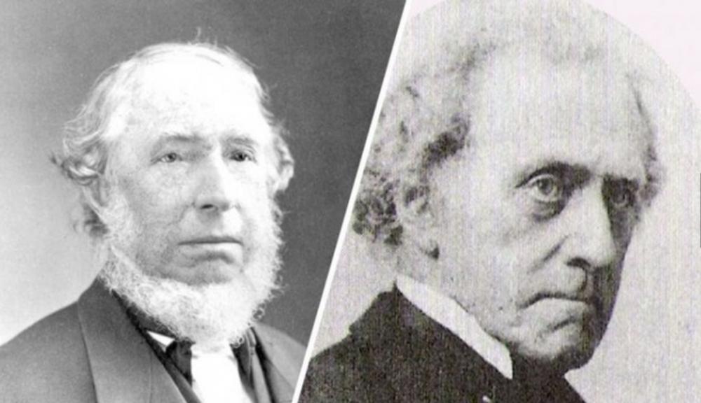 1. William Procter y James Gamble: Procter & Gamble